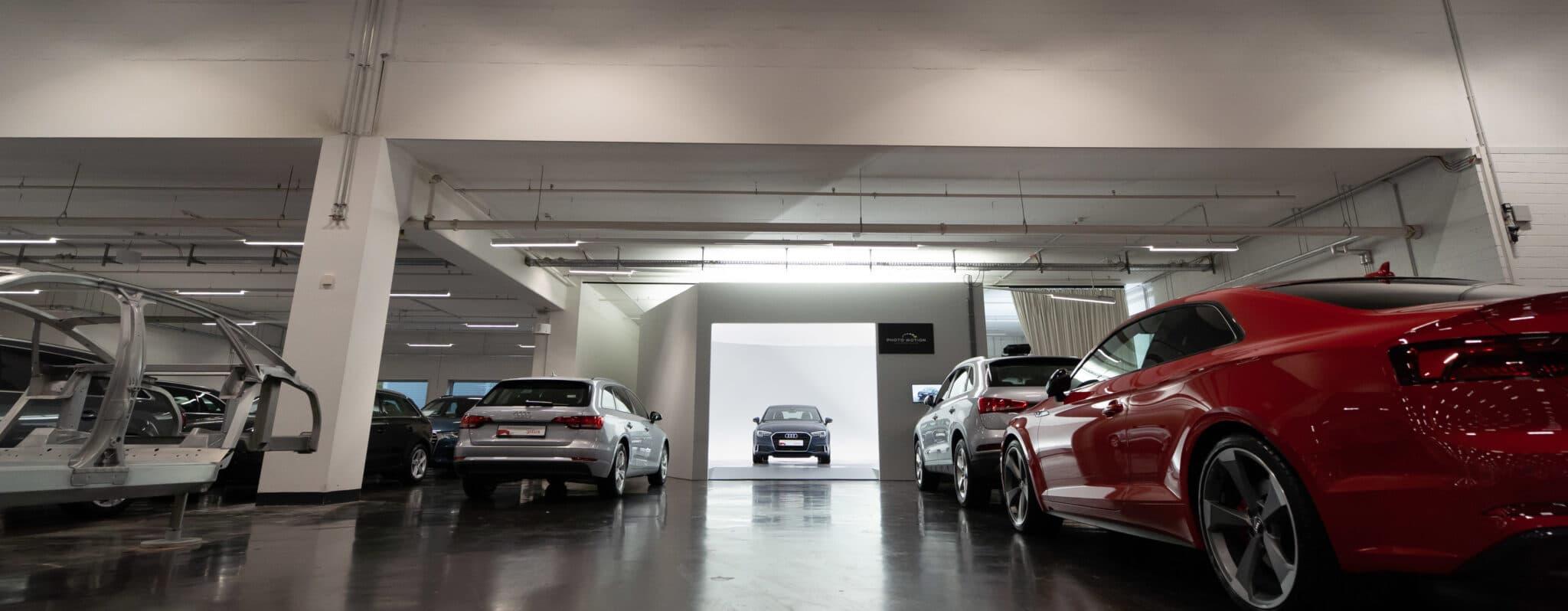 Audi plus Zentrum München